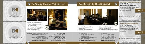 Cafe Klenze in der Alten Pinakothek