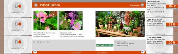 Holland Blumen