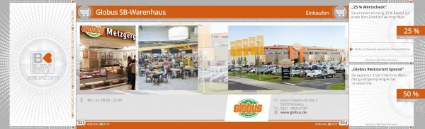 Globus SB-Warenhaus
