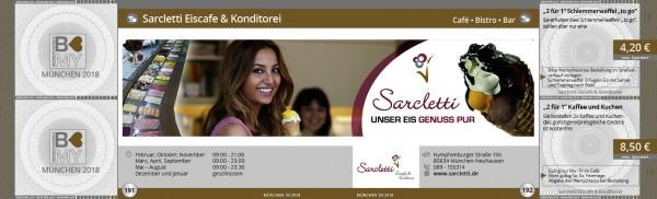 Sarcletti Eiscafe & Konditorei