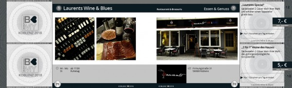 Laurents Wine & Blues