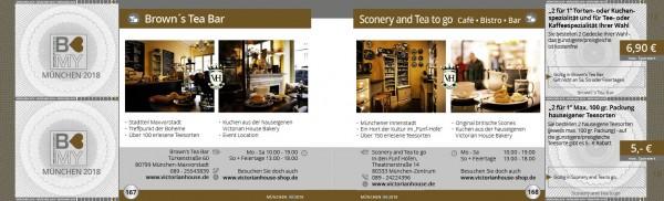 Sconery and Tea to go