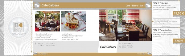 Café Caldera