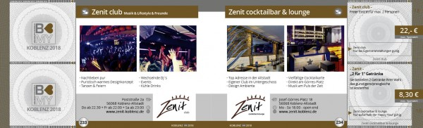 Zenit cocktailbar & lounge