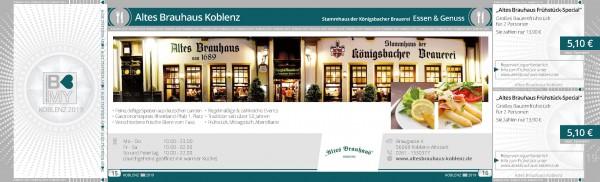 Altes Brauhaus Koblenz
