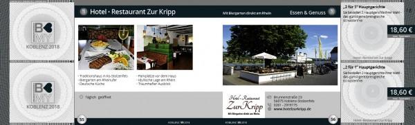 Hotel · Restaurant Zur Kripp