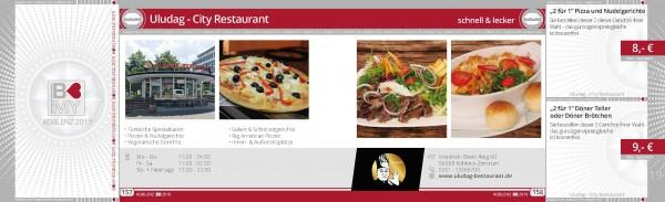 Uludag - City Restaurant
