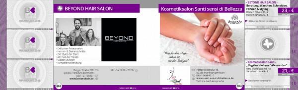 BEYOND HAIR SALON