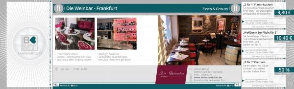 Die Weinbar - Frankfurt
