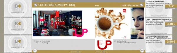 COFFEE BAR SEVENTY FOUR
