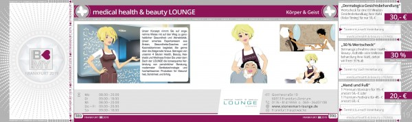 medical health & beauty LOUNGE