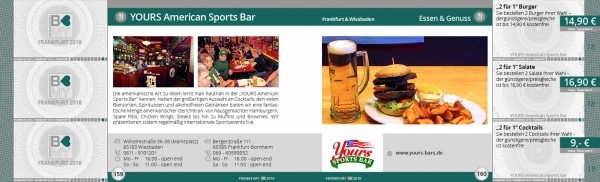 YOURS American Sports Bar