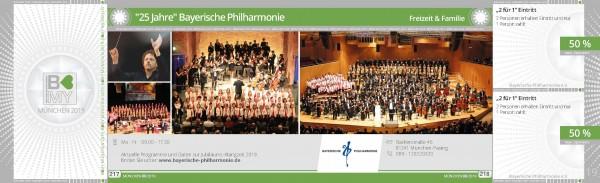 """""""25 Jahre"""" Bayerische Philharmonie"""
