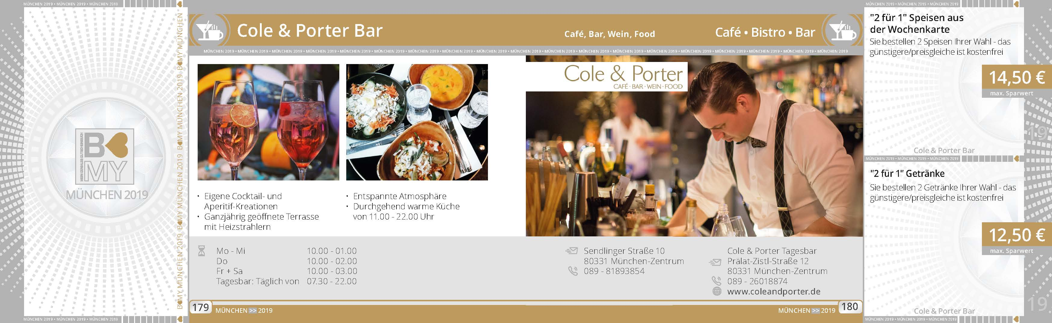 Café - Bistro - Bar | Partner 2019 | staedteherz.de