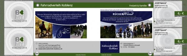 Fahrradverleih Koblenz