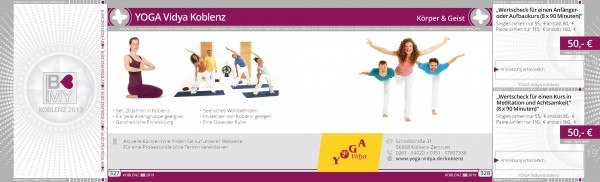 YOGA Vidya Koblenz