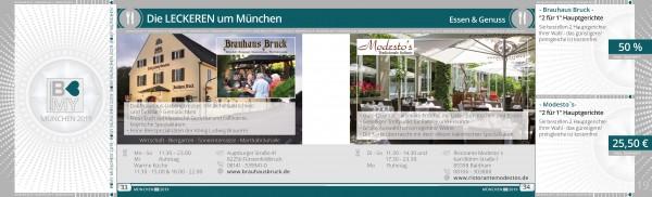 Die LECKEREN um München