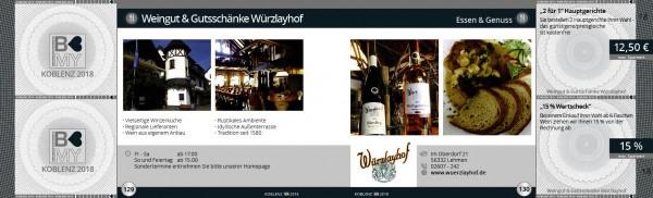 Weingut & Gutsschänke Würzlayhof