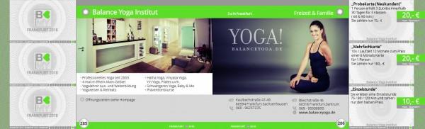 Balance Yoga Institut