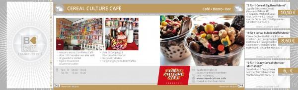 CEREAL CULTURE CAFÈ