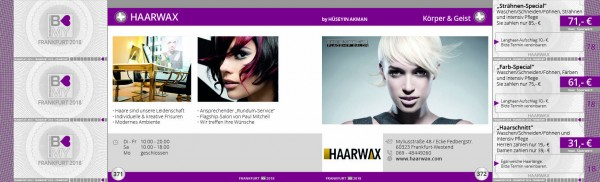 HAARWAX