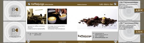 Kaffeejunge