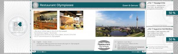 Restaurant Olympiasee