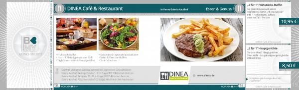 DINEA Café & Restaurant