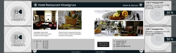 Hotel Restaurant Moselgruss