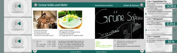 Grüne Soße und Mehr