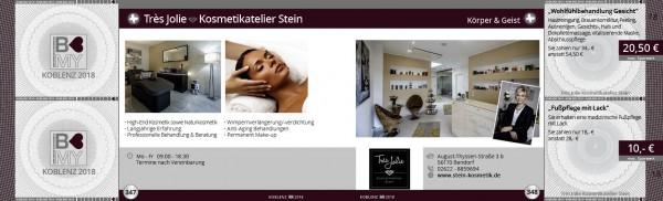 Très Jolie Kosmetikatelier Stein