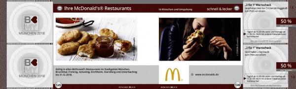 Ihre McDonald´s® Restaurants