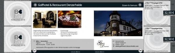 Golfhotel & Restaurant Denzerheide