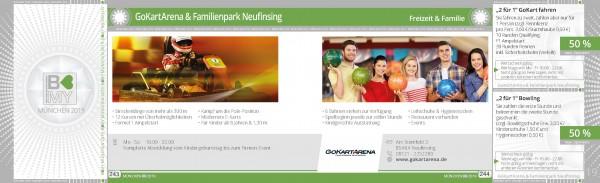 GoKartArena & Familienpark Neufinsing